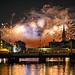 Fireworks over Zürich