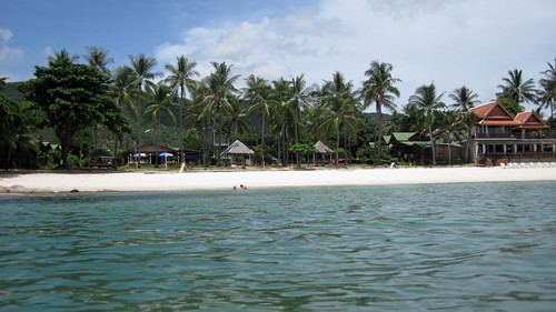 Koh Samui Chaweng Beach South サムイ島チャウエンビーチ南1