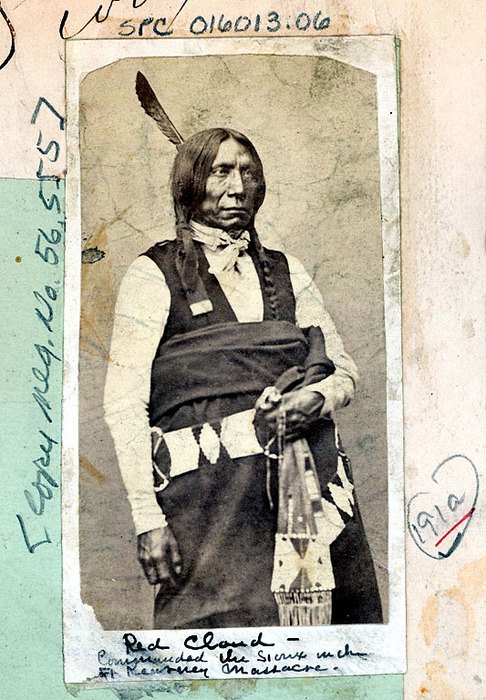 Red Cloud 1872Â