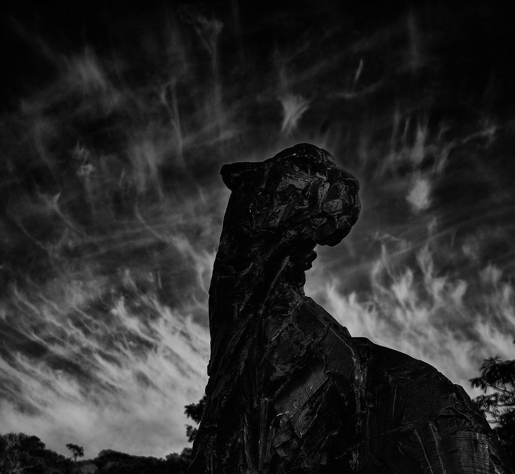 The world 39 s best photos of cheetah and statue flickr hive mind - Cheetah statues ...