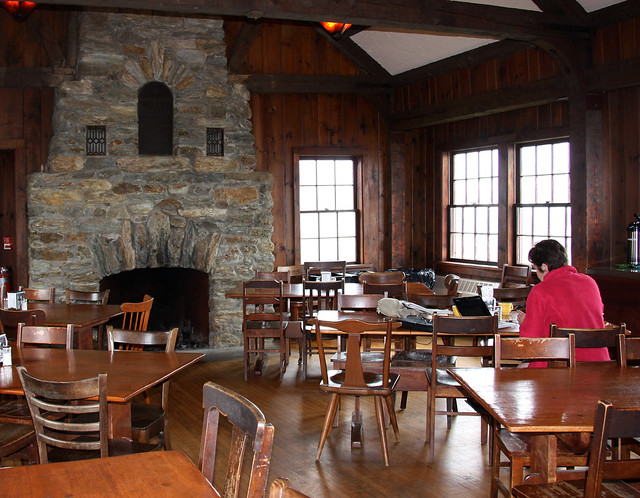 Bascom Lodge--Dining Room