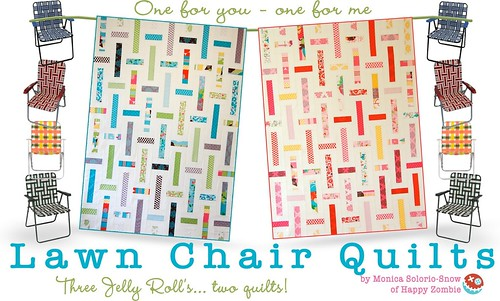 Lawn Chair/UPS quilts