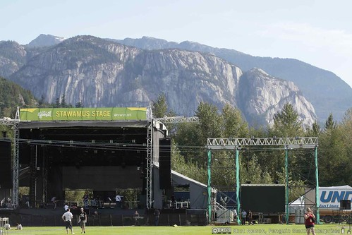 Live at Squamish Stage