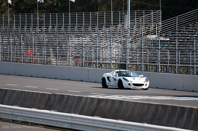 Lotus Track day at PIR 008