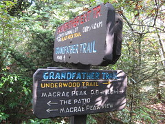 Junction - Grandfather Trail