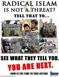 radical islam threat