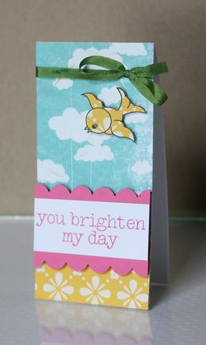 You Brighten My Day