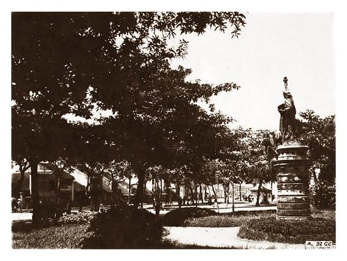 Hanoi - La Statue de la Liberté