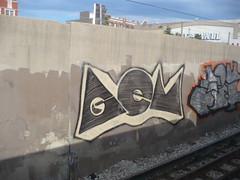 GEM (Billy Danze.) Tags: chicago graffiti jem gem aom
