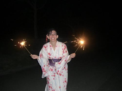 Hanabi party