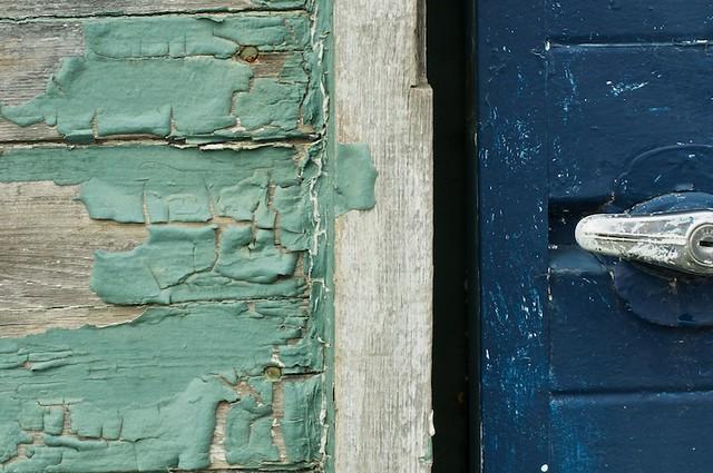 garage door aesthetic
