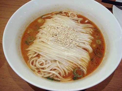 Sesame paste noodles@DTF Syd