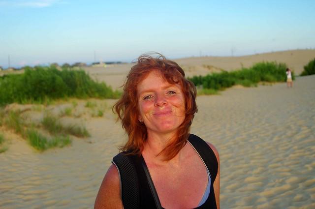 Dunes Lady