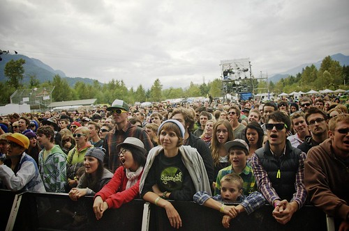 Live at Squamish 2010 - Mother Mother