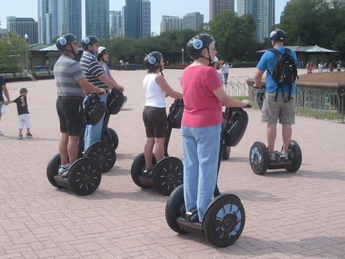 The Segway gang