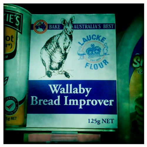 Wallaby Bread Improver
