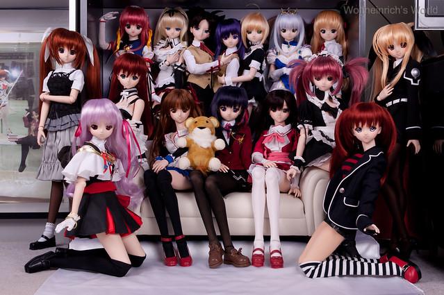 ドルフィードリーム DD Dollfie Dream Daughters Class of 2010