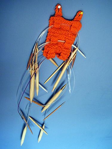 circular needles hanger!