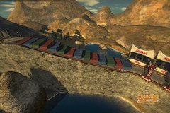 ModNation Racers for PS3: Switchbacks and Stairs