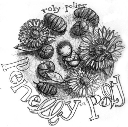 penelopoley & the roley-poleys sketch
