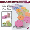 Medium & Large Cannister ; Rp. 118.000 - Rp. 148.000