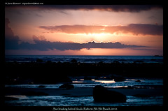 Clouds, sun, ocean and color (Jason Hummel Photography) Tags: ocean sunset sun color clouds nationalpark pacificnorthwest olympic olympics olympicnationalpark pacificcoast jasonhummelphotography