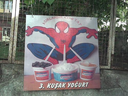 spidermankanlıca