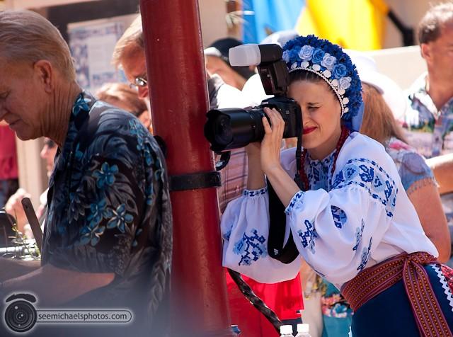 Ukrainian Festival in Balboa Park 90510 © Michael Klayman-004