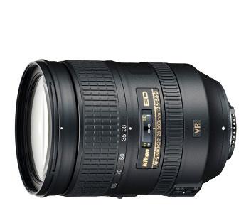 Nikon AFS 28-300mm