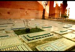 Saadian Tombs (Marrakech - 148) (diegofornero (destino2003)) Tags: africa street tomb morocco marocco marrakech medina tombs saadian diegofornero