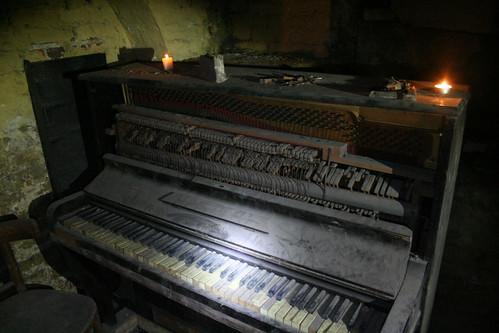 Do the dead like piano music?