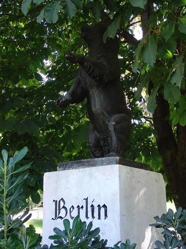 oso de berlín