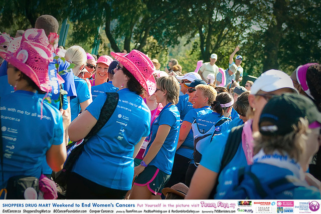 Shoppers Drug Mart Weekend To End Womens Cancer-Join TEAM FINNs fight against Cancer- Put Yourself in the Picture visit www-TeamFinn-org (187) by Ron Sombilon Gallery