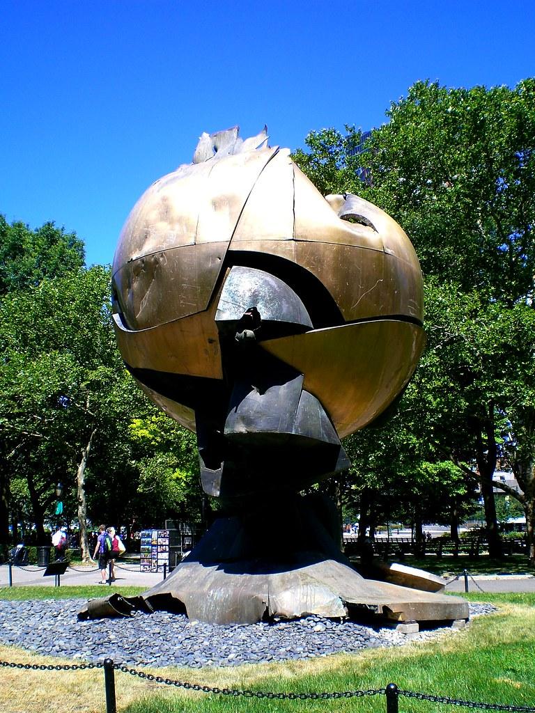 Sphere bruixazul de vuelta al ruedo tags usa newyork america memorial manhattan