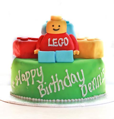 Lego Cake-2