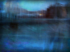 Cityscape #25 (Venetian evening in blue) (Judex) Tags: city night evening noche cityscape paisaje dreamcatcher ciaudad artistictreasurechest