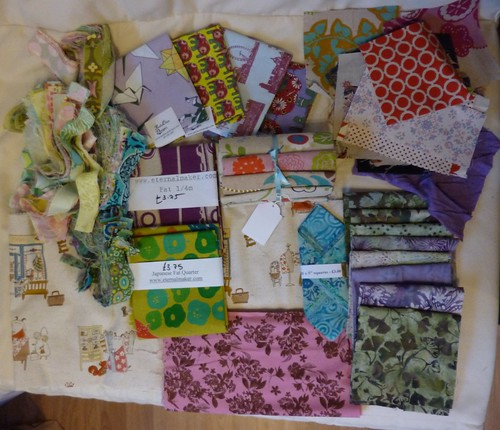 Quilt Exhibition haul!