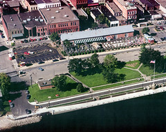 waterfront, Stillwater MN (by: US Army Corps of Engineers)