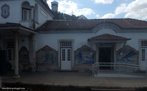 Tiles of azulejos