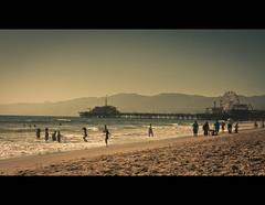 Santa Monica (kamystree) Tags: ocean beach pier losangeles surf pacific santamonica