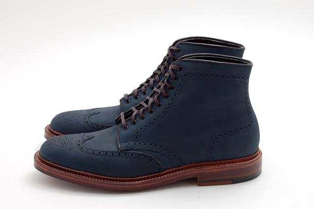02 Leffot x Alden Greenwich Boot 02