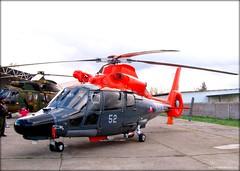 ARMADA DE CHILE | Eurocopter AS365F Dauphin | 52 (Pablo C.M || BANCOIMAGENES.CL) Tags: chile armada naval dauphin helicoptero eurocopter rancagua as365f