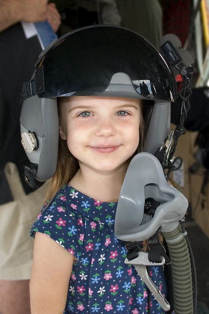 Flight Helmet