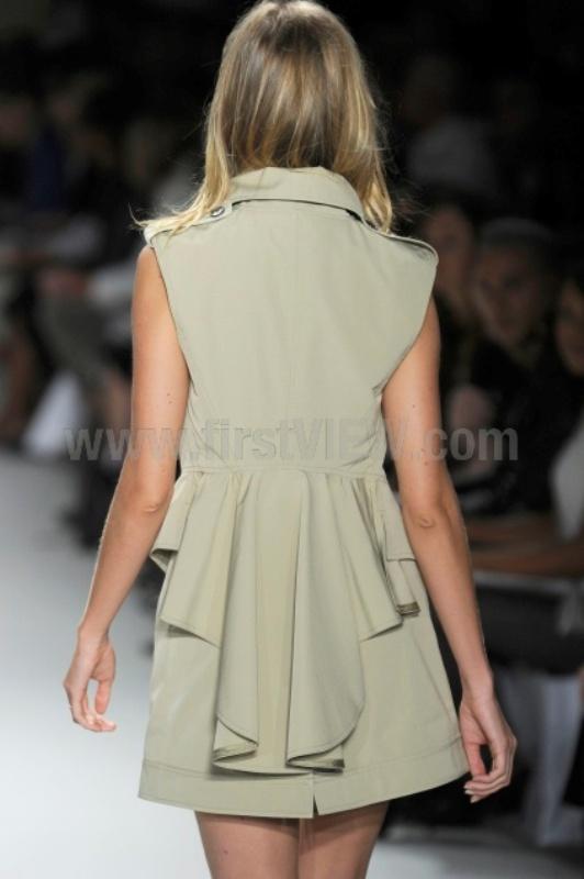 Derek Lam trench coat vest SS2010 4