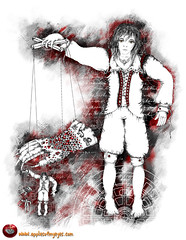 Sapphique Illustration (RaSheLi) Tags: freedom prince jail glove incarceron sapphigue
