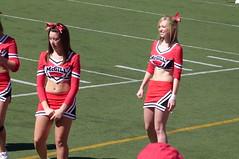 College Cheerleaders, McGill Redmen, Panasonic FZ100, Montreal, 11 September 2010 (35) (proacguy1) Tags: cheerleaders montreal cheer cheerleader cheerleading collegecheerleaders mcgillredmen panasonicfz100 11september2010