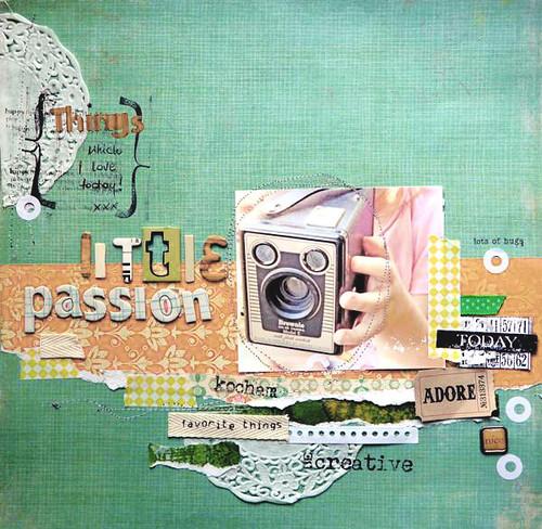 little passion