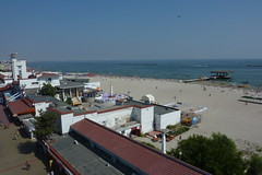Mamaia Casino and pier