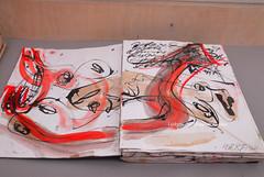 Walter Stöhrer Ausstellung im Museum Küppersmühle Duisburg (1st4you.de) Tags: kunst eröffnung duisburg innenhafen ausstellung schleswigholstein ministerpräsident mkm kuenstler peterharrycarstensen museumküppersmühle kraftfelder frankmfischer dufansn1707 walterstoehrer waltersmerling stiftungfürkunstundkulturbonn