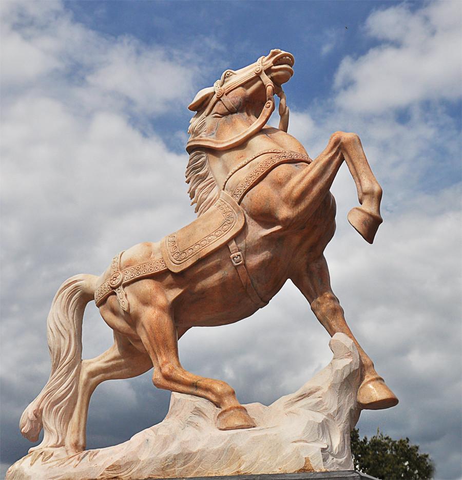 katmandu-horse